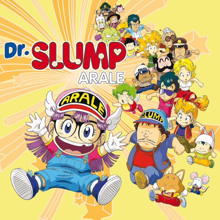 New Dr Slump