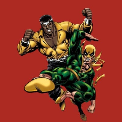 Power Man & Iron Fist