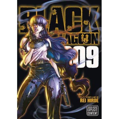 Black Lagoon Game Art Figure Figurine Statue Anime Revy #2 Photo Print