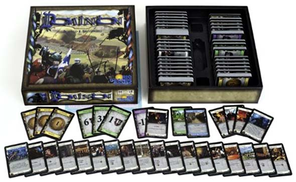 Dominion Deck Building Game - Best Game of Last 10 Years