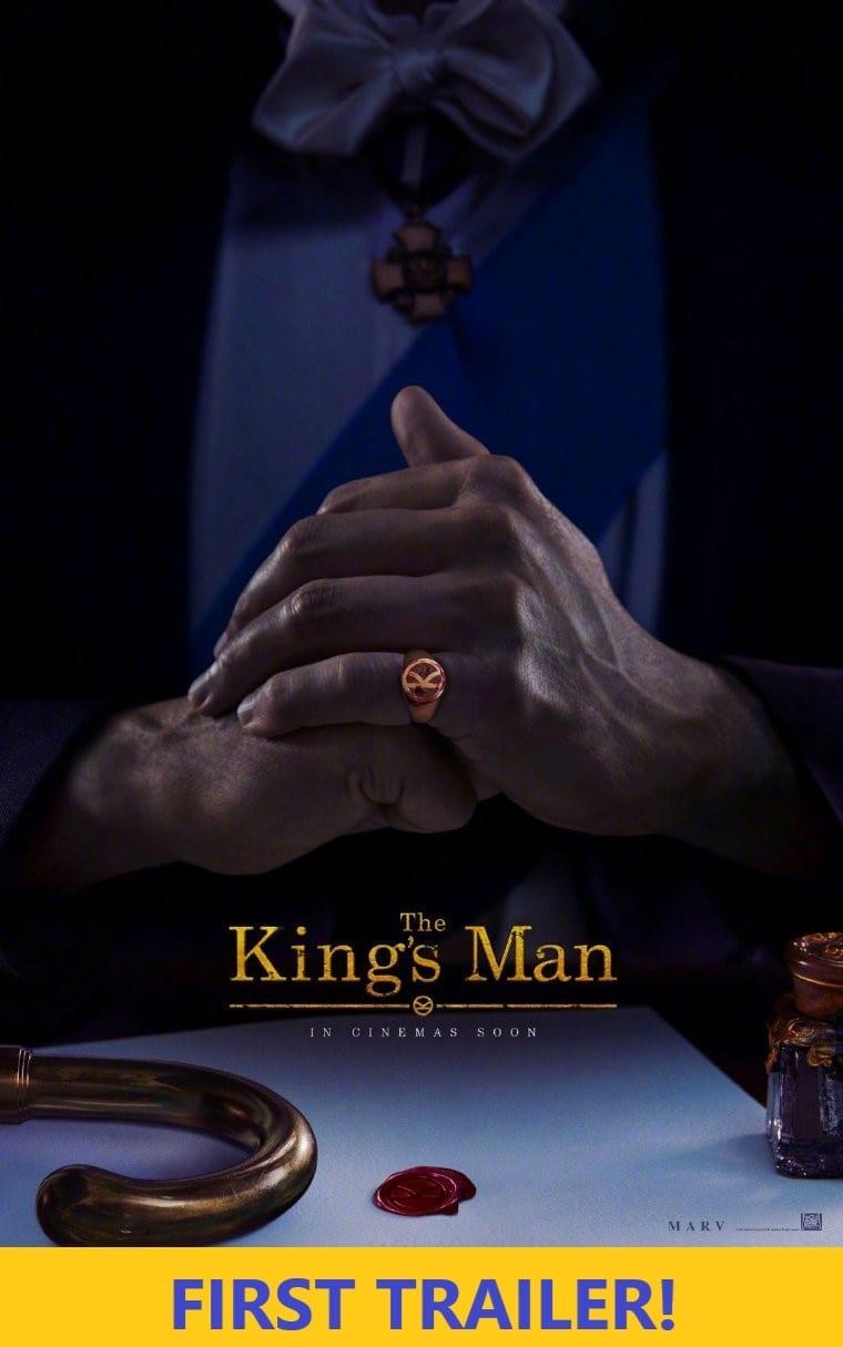King's Man First Trailer