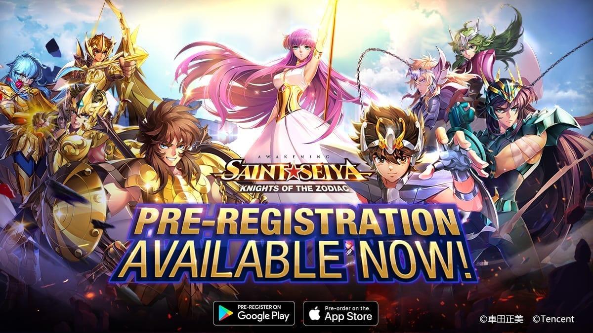 Saint Seiya Awakening Knights Of The Zodiac Maltacomics