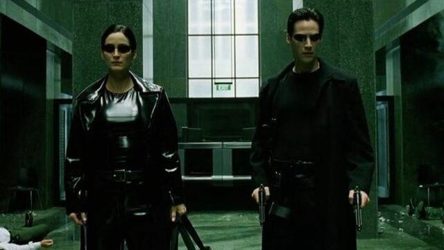 Trinity & Neo