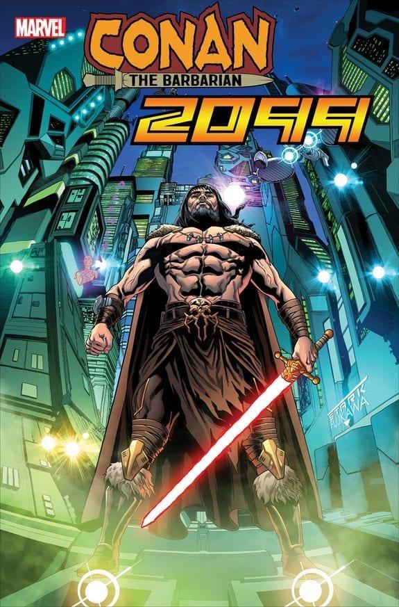 Conan 2099