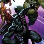 PREVIEW BLACK PANTHER AND AGENTS OF WAKANDA #1